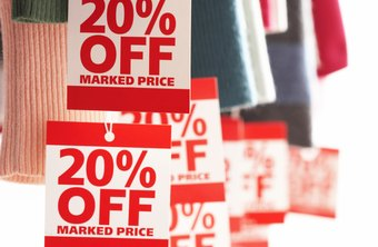 Buying clearance merchandise to fuel your retail business can save you money.