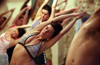 The many health benefits of Bikram yoga make it an attractive pastime.