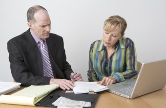 CPAs provide tax and financial planning advice to clients.