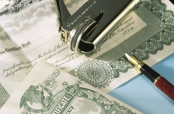 Banks and financial documents often require a notary signature.