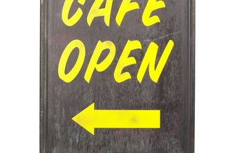 Visibility is crucial to the success of your coffee shop or bakery.