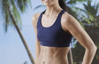 The combination of an exercise belt with ab workouts can yield greater results than a workout alone.