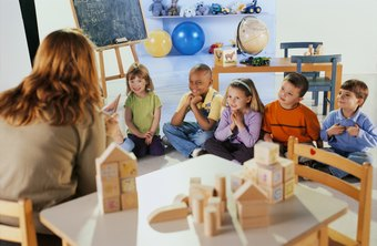 Daycare workers who have associate's degrees earn more than those who don't.