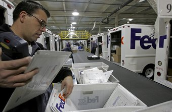 FedEx allows you to manage your shipping account online.