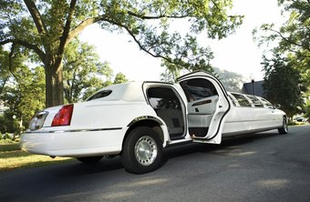 Advertise your limo service where the people who utilize your service will be.
