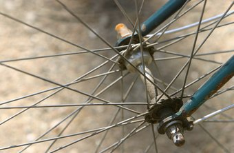 Replace hub bearings to keep your bike rolling freely.