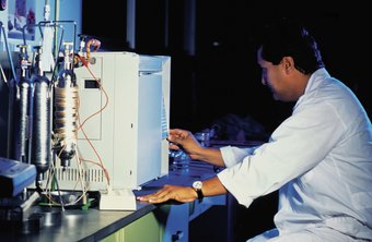 Materials science technology professionals in the semiconductor industry can work as research scientists.