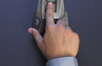 Fingerprint scanners can be integrated into a laptop for easy login.