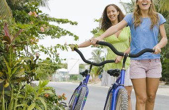 Bicycling can play a key role in your weight-loss plans.