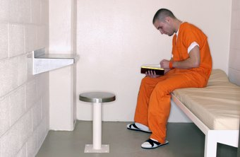 a state prison chaplain listens to and counsels incarcerated persons