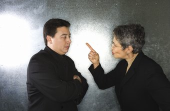 Responding appropriately to a reprimand can help resolve the situation.
