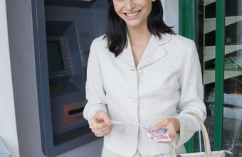 Banks and credit unions provide customers with ATMs.