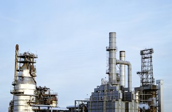 Pipe fitters work in construction and heavy industrial settings, such as oil refineries.