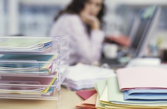 Plan and organize to increase productivity.