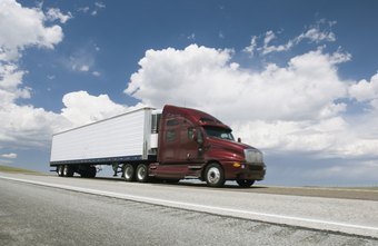 How to Prepare a Rate Sheet for a Trucking Company | Chron com