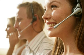 Call center staff play an important role in managing customer relations.