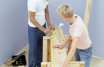 Building trades often offer apprenticeships.