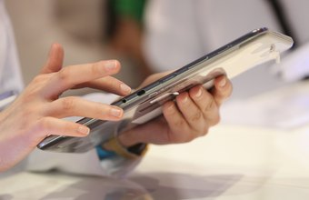 Changing the Primary Gmail Account on a Galaxy Tab 3 | Chron com