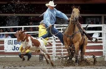 Calgary is known for its annual Stampede, which draws cowboys from across North America.