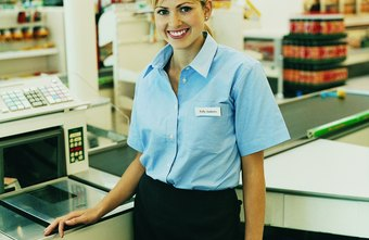 Cashier Experience Is Often A Stepping Stone To Other Jobs Including Promotions In Retail