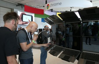 Chromebook devices have built-in apps developed by Google.