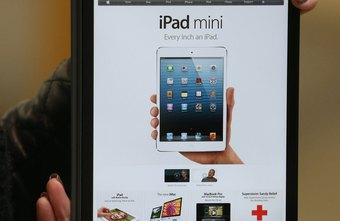 How to Delete a Bookmark on the iPad in a Folder | Chron com