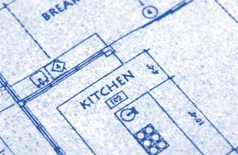 Kitchen And Bath Designers Spend A Lot Of Time With Blueprints.