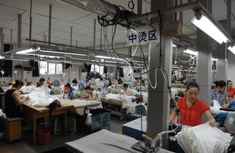 Factory locations are just one issue faced by the apparel industry.