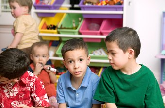Pre-k education typically involves balancing academics and classroom management.