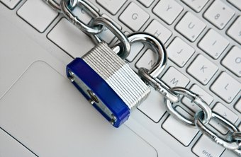 Word's encryption feature keeps documents secure by locking them.