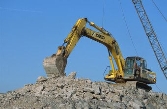 Backhoe operators must concentrate in a fast-paced work environment.