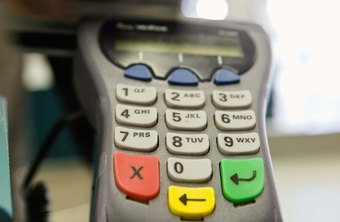 Use a secure landline to install a credit card machine.