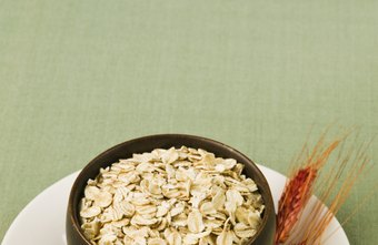 Fiber-rich oatmeal is heart healthy.
