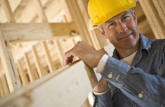 A general contractor oversees all the details of a building project.