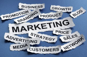 A marketing representative has effective strategies for developing client relationships.