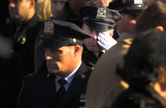 The worst part for many cops is losing a fellow police officer.