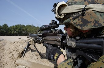 Infantry careers offer the quickest route to front-line Marine Corps jobs.