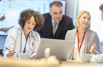 Health Care Management >> The Role Of Managers In Health Care Chron Com