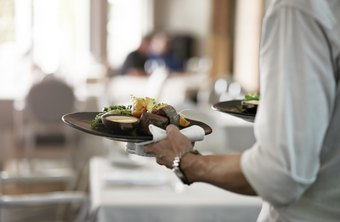 how to play up being a waiter on your resume chron com