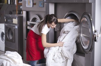 How to Open a Laundry & Dry Cleaning Business