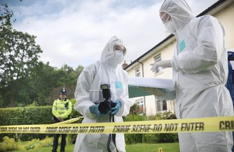 Education Required to Become a Forensic Scientist