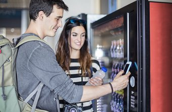 Step-by-Step Process of How a Vending Machine Works | Chron com
