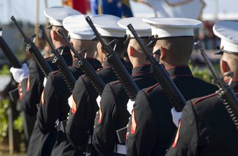 What Is the Beginning Salary for a Marine? | Chron com