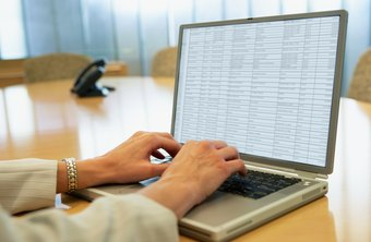 How Do Companies Use Spreadsheets?