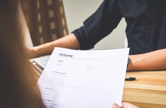 Characteristics of a Good Resume