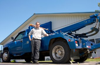 Tow Truck Service Company Start Up Sample Business Plan!