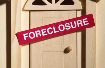 When a home is foreclosed on, the contents need to be removed.