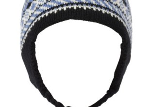 Knit hats are among the items you can make and sell.