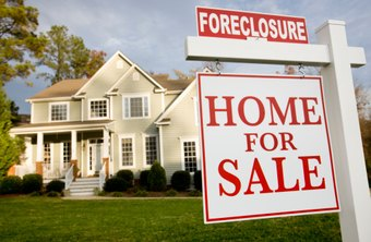 With many foreclosed homes, the contents need to be emptied for sale.