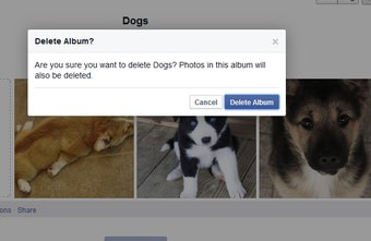 You can't change the audience for albums created automatically by Facebook.